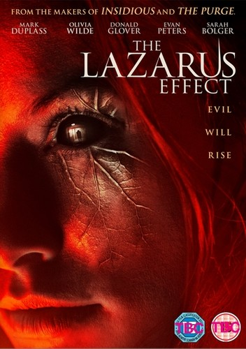 The Lazarus Effect (DVD)