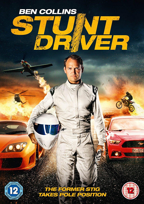 Ben Collins: Stunt Driver (DVD)