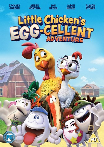 Little Chicken'S Egg-Cellent Adventure (DVD)