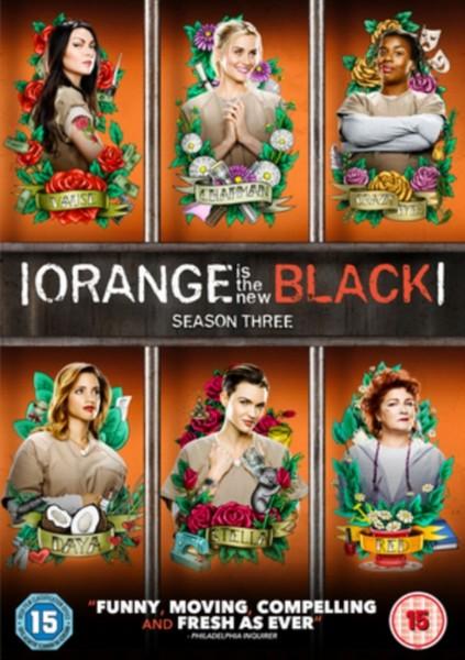 Orange Is The New Black: Season 3 (DVD)