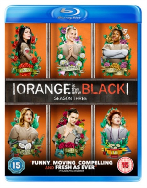 Orange Is The New Black: Season 3 [Blu-ray]