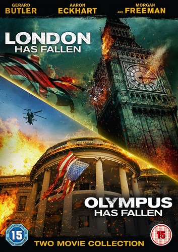 London Has Fallen & Olympus Has Fallen (DVD)
