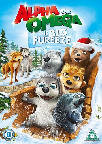 Alpha & Omega - The Big Fureeze (DVD)