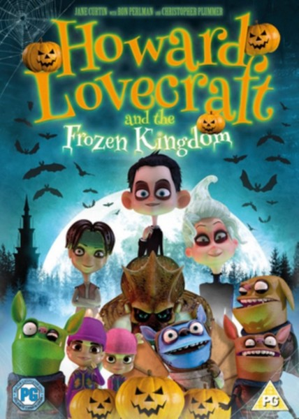 Howard Lovecraft And The Frozen Kingdom (DVD)