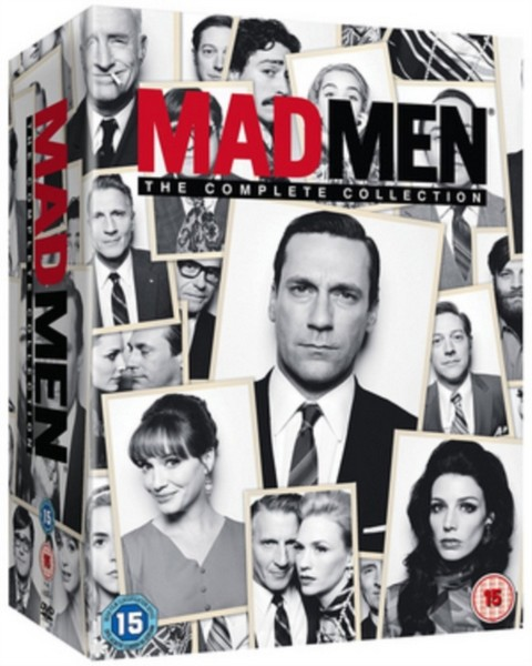 Mad Men: The Complete Collection (DVD)