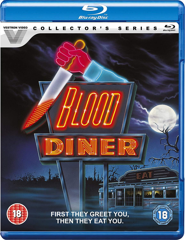 Blood Diner  (Blu-ray)