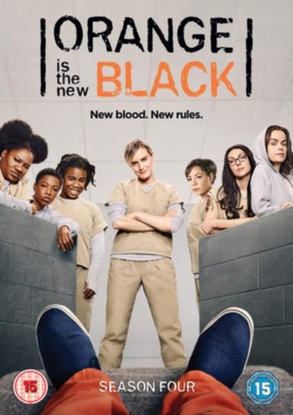 Orange Is The New Black Season 4 (DVD)