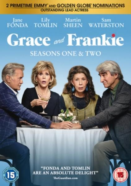 Grace And Frankie Seasons 1-2 (DVD)