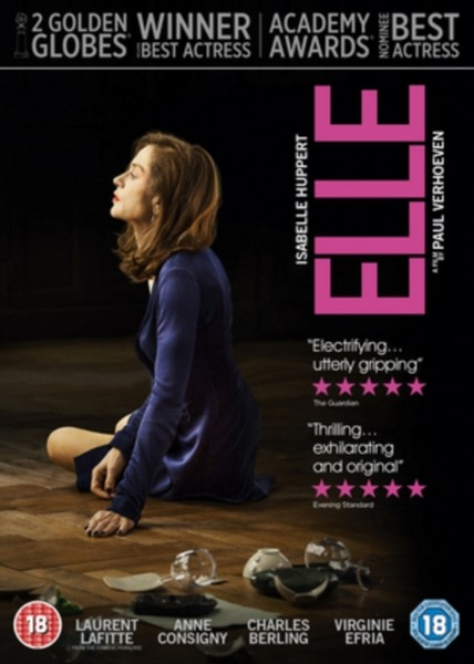 Elle (2017) (DVD)