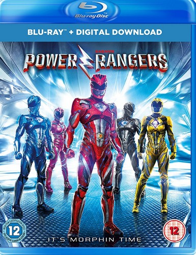 Power Rangers  (Blu-ray)