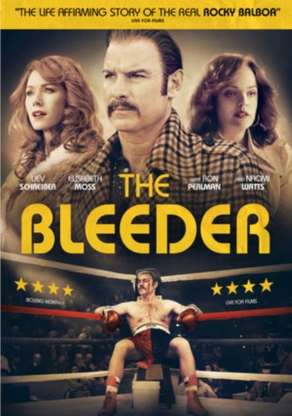The Bleeder (2017) (DVD)
