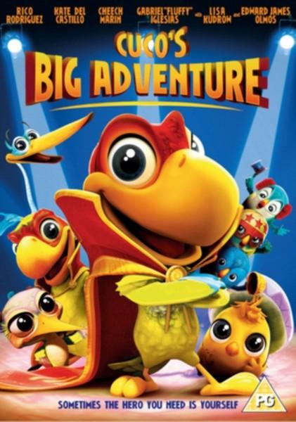 Cuco'S Big Adventure (DVD)