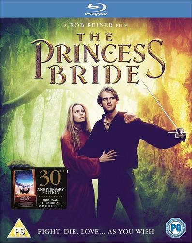 The Princess Bride 30th Anniversary Edition [Blu-ray] (Blu-ray)