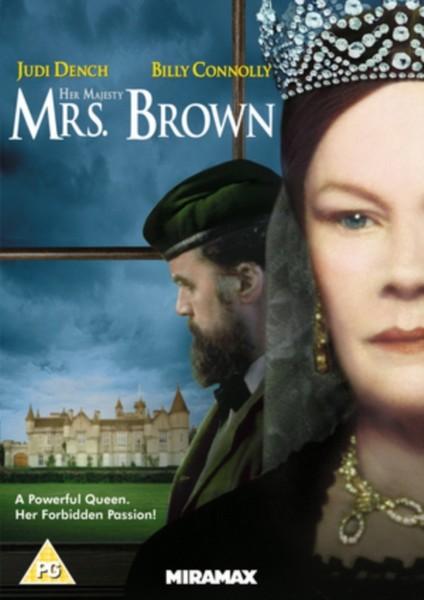 Mrs Brown (1997) (DVD)