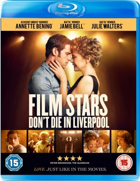Film Stars Don't Die in Liverpool  [2017] (Blu-ray)