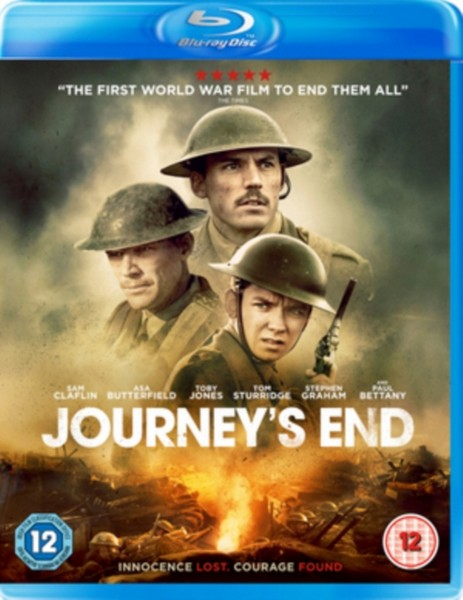 Journey's End  [2018] (Blu-ray)
