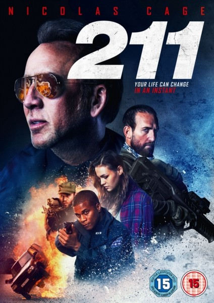 211 [DVD] [2018]