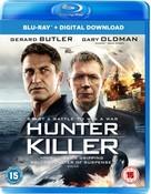 Hunter Killer (2018) (Blu-ray)
