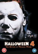 Halloween 4: The Return of Michael Myers (DVD) (2018)