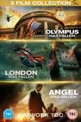 Olympus/London/Angel Has Fallen Triple Boxset (DVD)