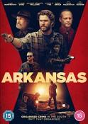 Arkansas (2020) [DVD]