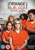 Orange is the New Black Season 7 [DVD] [2020]