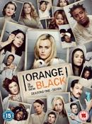 Orange is the New Black Complete Collection 1 - 7 [DVD] [2020]