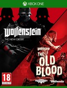 Wolfenstein The New Order and The Old Blood Double Pack (Xbox One)