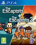 The Escapists + The Escapists 2 (PS4)