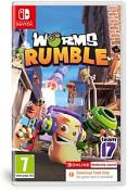 Worms Rumble (Nintendo Switch) (Code In Box)