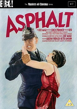 Asphalt (Silent) (Masters Of Cinema) (DVD)