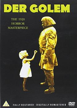 Der Golem (Remastered) (Silent) (DVD)