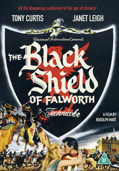 The Black Shield Of Falworth (DVD)