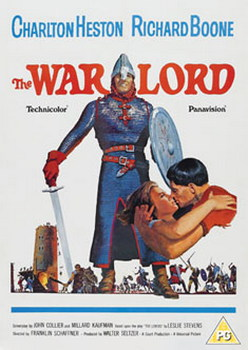 The War Lord (1965) (DVD)