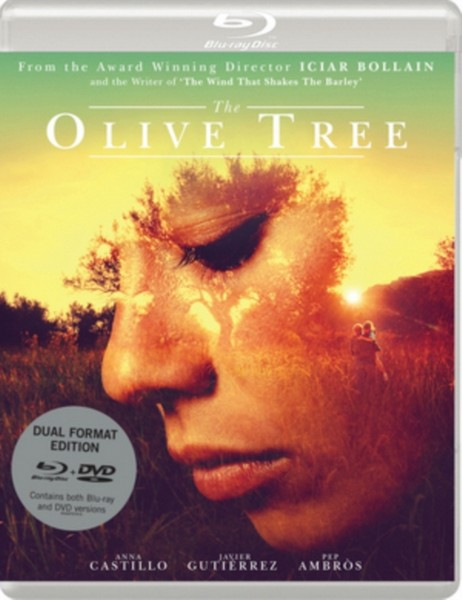 The Olive Tree (2016) Dual Format (Blu-Ray & Dvd) (DVD)