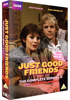 Just Good Friends - Series 1-3 (DVD)