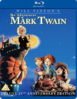The Adventures of Mark Twain (Blu-ray)