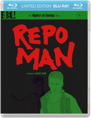 Repo Man - Masters of Cinema (Blu-Ray)
