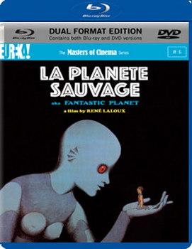 La Planete Sauvage [Masters of Cinema] (Dual Format Edition) (Blu-ray)