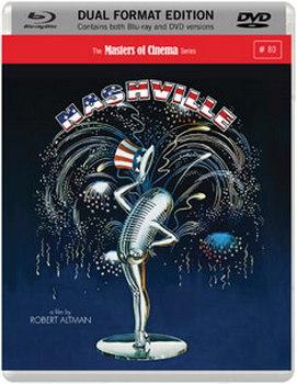 Nashville (Masters of Cinema) (Dual Format Edition) [Blu-ray]