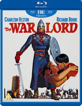 The War Lord (Blu-ray)