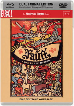 Faust (Masters of Cinema) ( Dvd and Blu-ray)
