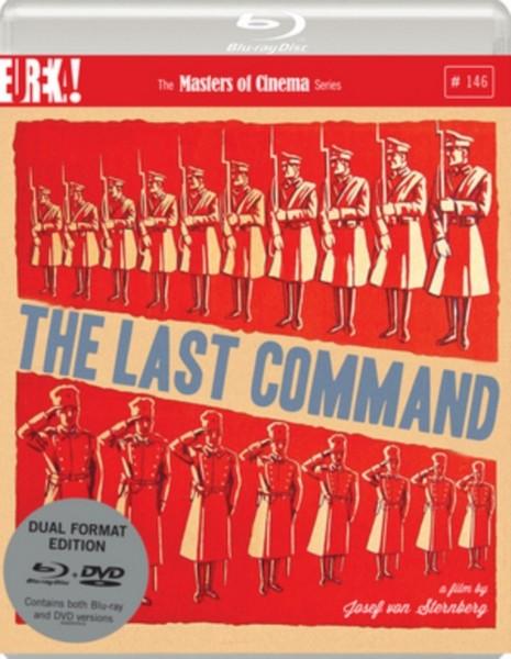The Last Command (1928) [Masters of Cinema] (Blu-ray & DVD)