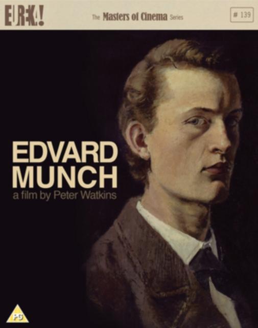 Edvard Munch (1974) (Masters Of Cinema) (Blu-Ray) (DVD)