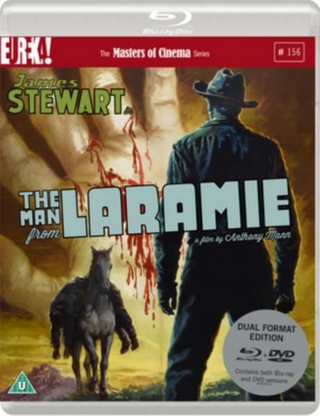 The Man From Laramie (1955) (Masters of Cinema) Dual Format (Blu-ray & DVD)