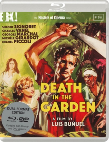 Death In The Garden (1956) [Masters Of Cinema] Dual Format (Blu-Ray & Dvd) (DVD)