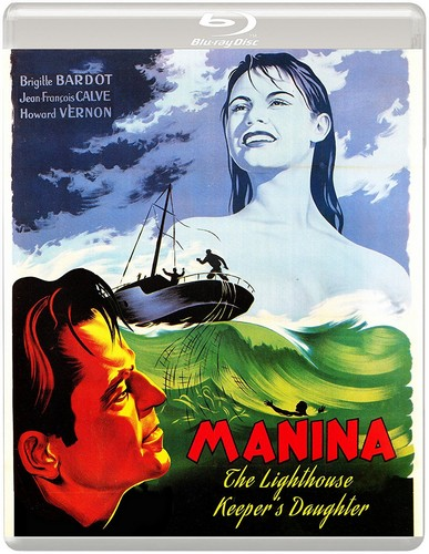 Manina  The Lighthouse-Keeper's Daughter (Blu-ray)