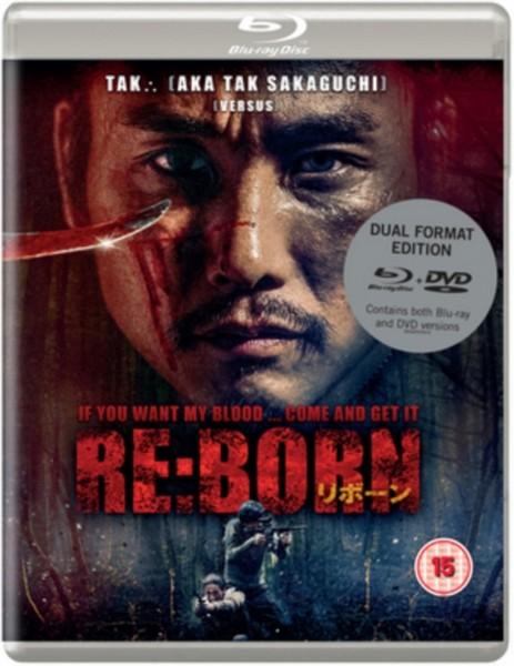 REBORN Dual Format (Blu-ray & DVD edition) (Blu-ray)