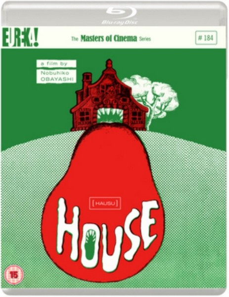 House (HAUSU) [Masters of Cinema] Blu-ray (Blu-ray)