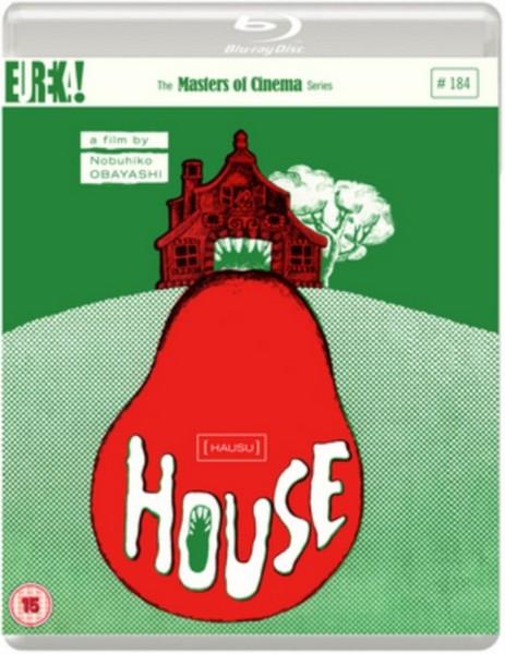 House (HAUSU) [Masters of Cinema] Blu-ray (Blu-ray)
